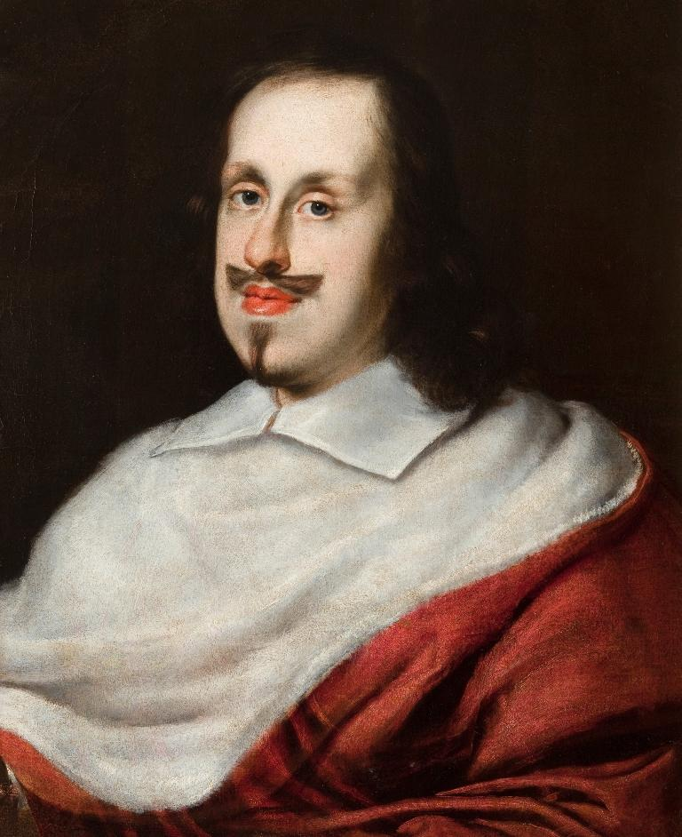 Ritratto del Cardinale Leopoldo de' Medici