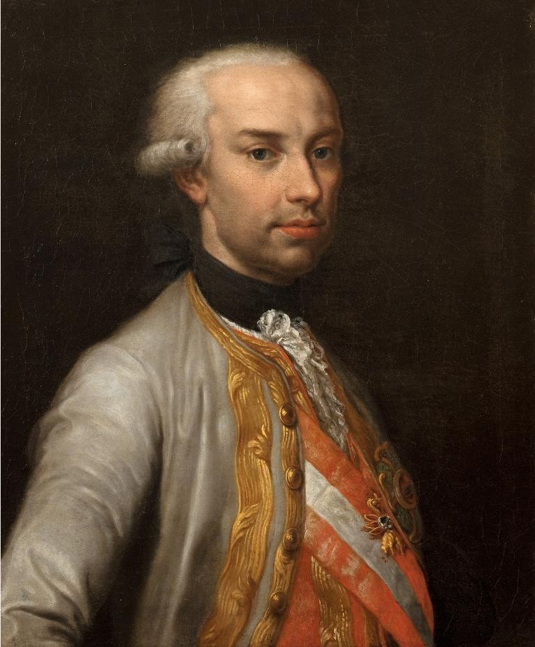 Ritratto di Leopoldo I Granduca di Toscana