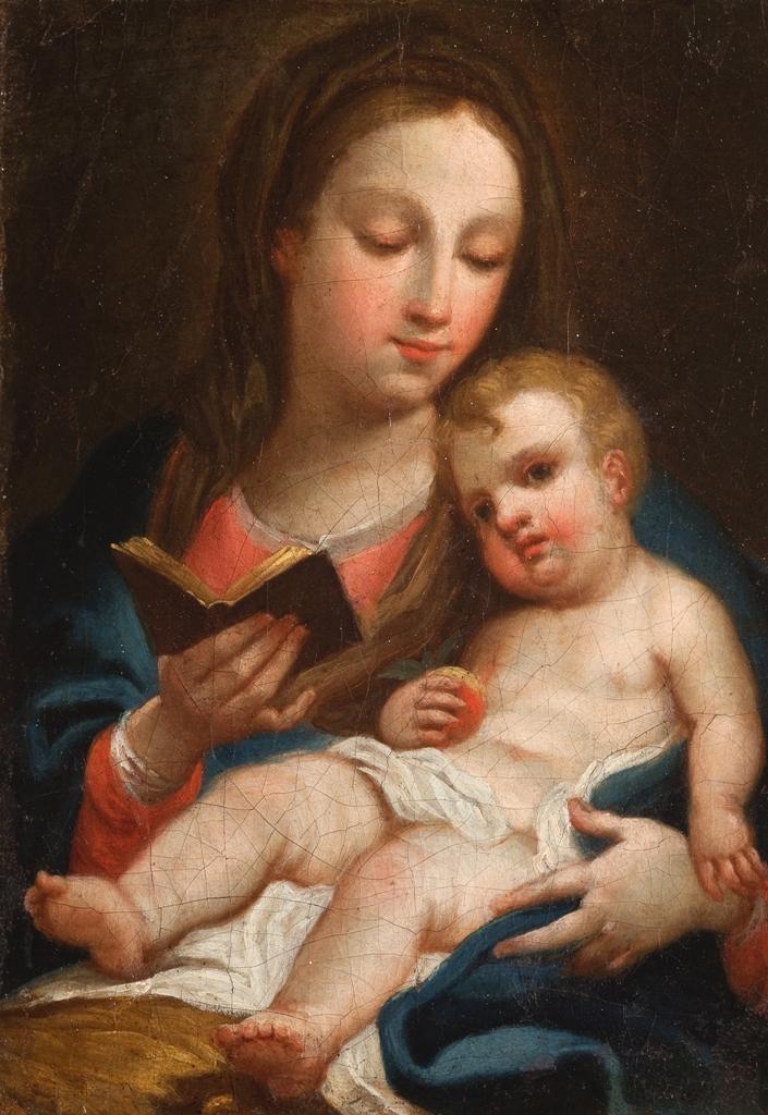Vergine con il Bambino